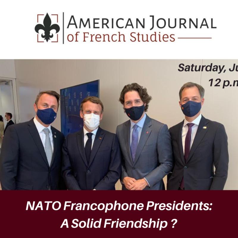 NATO Francophone presidents