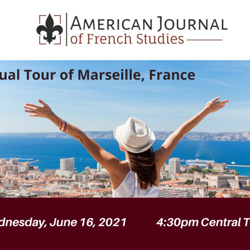 Virtual Tour of Marseille, France (1)