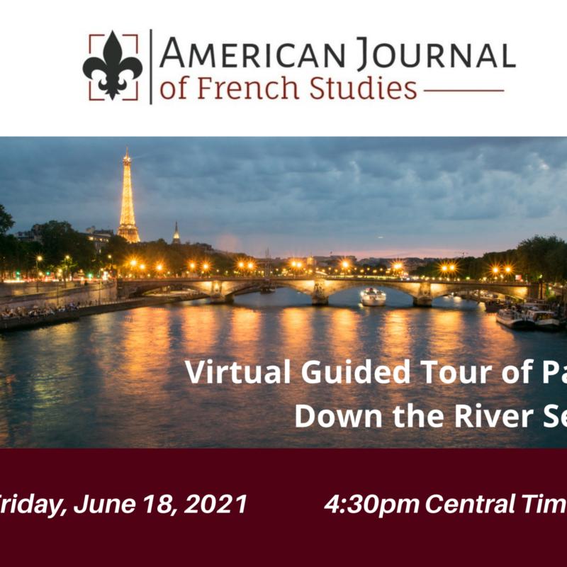 Virtual Tour of Paris