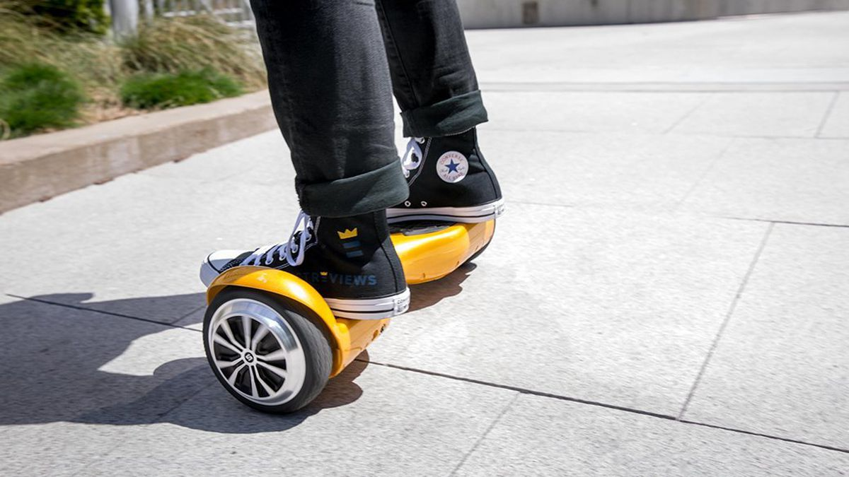 L'incident du hoverboard