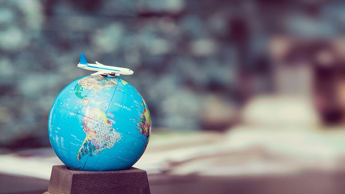 Le monde que le français a ouvert