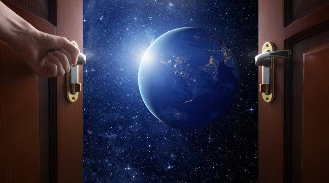 Monde volé
