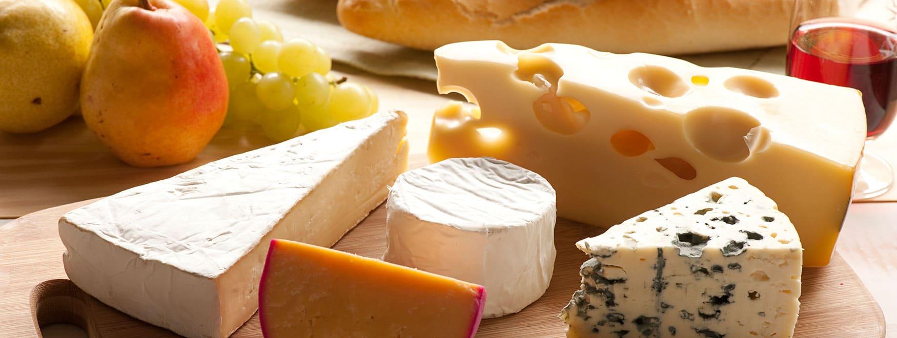 Mon histoire avec le français et le fromage
