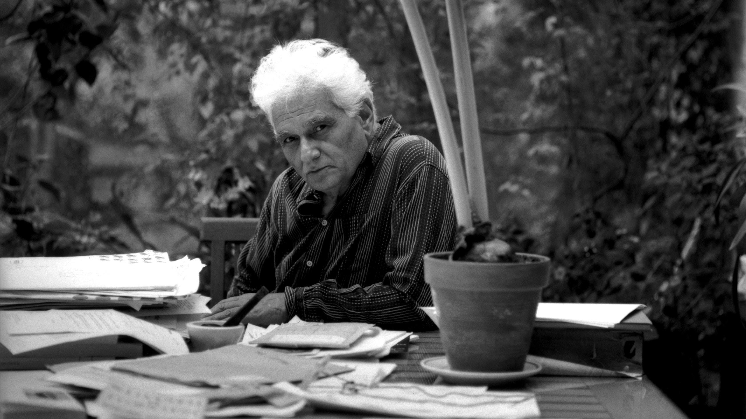 Déconstruction et justice chez Jacques Derrida