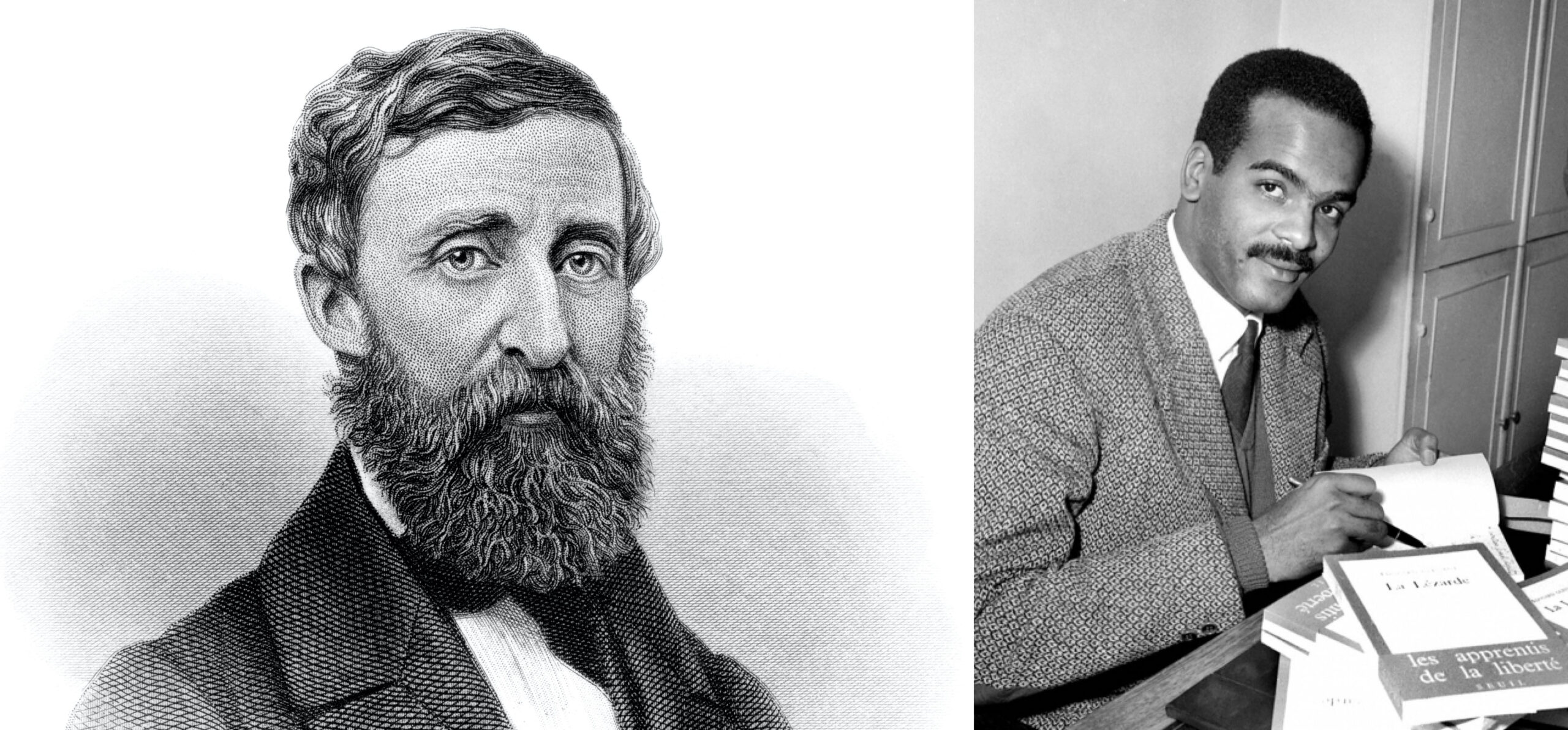 Poetics of Water in the Works of Henry Thoreau and Edouard Glissant